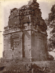 General view of the Dashavatara Temple, Deogarh, Jhansi District